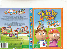 Tickety Toc-The Unpoppable Bubble-2013-[110 Min]-Children-DVD