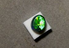 .55 ct. solid  Lightning Ridge Black Opal , Small but very Bright gem