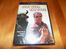 STEP OVER THE EDGE Ken Anderson Films Wilderness Christian Drama DVD SEALED NEW