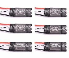 6x Readytosky 40A ESC OPTO 2-6S similar quality as Hobbywing XRotor 40A For Quad