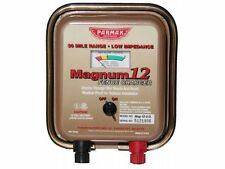 New - MAG12UO 30 Mile Parker McCrory Parmak 12V Battery Operated Fence Charger