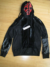 Marc Ecko Star Wars Darth Maul Hoodie Cut & Sew Brand New BNWT Small S