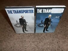 THE TRANSPORTER SPECIAL DELIVERY EDITION W/SLIPCOVER dvd BRAND NEW SEALED movie