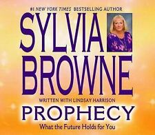Sylvia Browne Prophecy what the Future Holds for You,NEW Audiobook