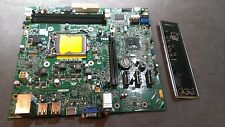 Dell Inspiron 620 Vostro 260 Desktop Intel Motherboard GDG8Y w/ I/O Plate TESTED