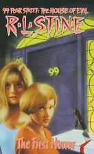 The First Horror (99 Fear Street, No. 1) R. L. Stine Paperback