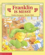 Franklin Is Messy Bourgeois, Paulette Paperback