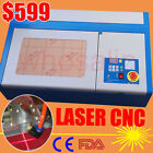 co2 laser cnc router engraving cutting mini desktop 40w cutter engraver