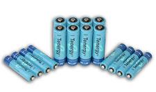 Combo: 16pcs NiMH Rechargeable Batteries (8AA/8 AAA)
