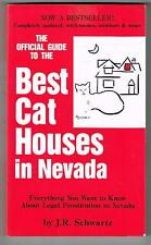 THE OFFICIAL GUIDE TO THE BEST WHORE HOUSES IN NEVADA BOOK!