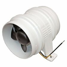 VENTILATEUR EXTRACTEUR DE CALE ATTWOOD TURBO 4000 Ø100 mm 6.4m3