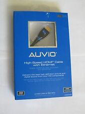 NEW AUVIO 8 FT HIGH-SPEED HDMI CABLE WITH ETHERNET #1500339