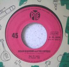 "BRIAN DIAMOND & the CUTTERS See if I care (LISTEN) RARE 7"" 1965 beat r&b UK"