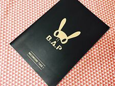 BAP Take 1 photobook