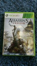 Assassins creed 3 xbox 360 2 disk