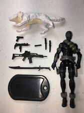 GI Joe Cobra Retaliation Figure Lot Ultimate Snake Eyes And Timber