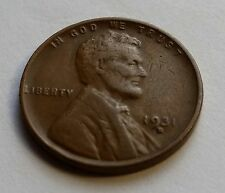 1931-D wheat penny