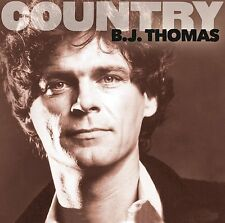 B.J. THOMAS : COUNTRY: B.J. THOMAS (CD) sealed