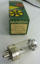(PRL) MAZDA 125 V 150 W LAMPADINA FOTO PROIETTORE LAMPE PROJECTION LAMP LAMPEN
