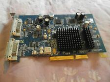 Genuine Apple Mac Ed. ATi 9650 256mb AGP Video Card For PowerMac G5 !