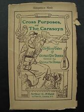 George MacDonald – CROSS PURPOSES and THE CARASOYN (1904) – Fairy Tale
