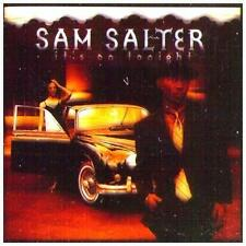 SAM SALTER - Its On Tonight CD ** Excellent Condition **