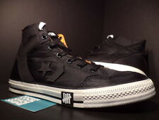 2009 Converse POORMAN WEAPON HI UNDEFEATED UNDFTD BLACK WHITE ORANGE 107534 13
