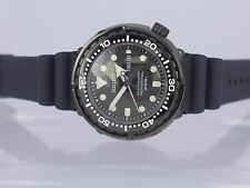 Japan Seiko Prospex Marinemaster Professional 300m PVD diver watch SBBN035