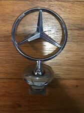New Mercedes Benz Hood Emblem Badge Star Stand Up Front Logo W221 -Free Shipping