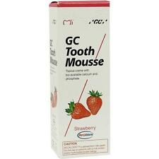 GC Tooth Mousse Erdbeere 40 g