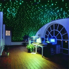 Wall Sticker 200Pcs Star Glow In The Dark Plastic DIY Ceiling Bedroom D2777