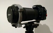 Monopod/tripod collar mount for Nikon 80-200mm F/2.8 push/pull lens