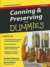 Canning & Preserving for Dummies 2nd Edition (Thorndike Health, Home & Learning)