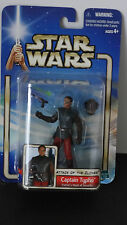 Figurine Star Wars - Collection 2 - Captain Typho - 2002 - neuf  - Hasbro