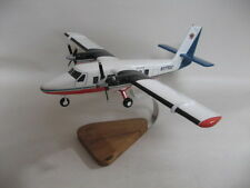 Dehavillland DHC-6 Dash 6 Twin Otter Grand Canyon Airlines Airplane Wood Model