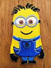 Despicable Me Minion Patch Iron On Badge Patch Embroidered Iron Or Sew Kids.#4
