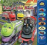 Disney Chuggington: Tale of the Rails (Play-a-Sound 8 Button) by