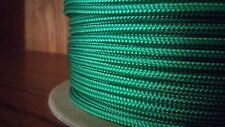 4 mm x 500 ft. Accessory Cord/Rope. Banner/Camp/Utility. 700 #. Bright Green. US
