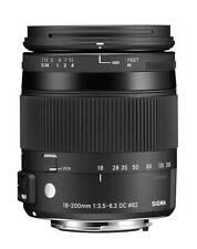 Sigma Sony Alpha 18-200/3,5-6,3 Macro HSM (C)  alpha 33,55,58,65,77, etc