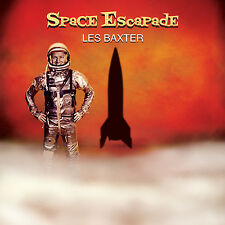Les Baxter – Space Escapade CD