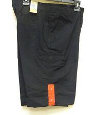 DKNY Jeans Roll Up Short Women 8 Black
