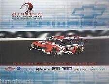 "2011 BILL LESTER  / JOHNNY O'CONNELL""FLEX-BOX #88"" ROLEX 24 HRS SERIES POSTCARD"