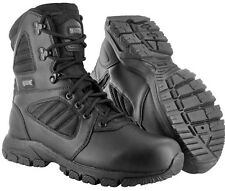 Magnum LYNX 8.0 Side Zip Tactical Army Boots Military Police Patrol Black