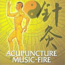 Various Artists Acupunture Music- Fire CD ***NEW***