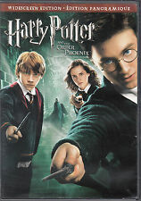 Harry Potter and The Order of The Phoenix (DVD, 2007, Bilingual, Widescreen)