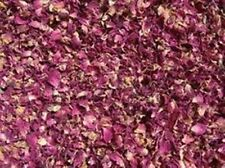 Red Rose Dried Petals Buds Kosher 100% Organic Tea,Medicine,Bath,Soap,Spa 25gs