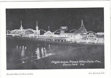 """Fraser's Million Dollar Pier"" Ocean Park/ Los Angeles, Ca.(Postcard-#49)"
