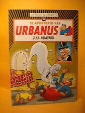 Strips Urbanus 160 Juul Crapuul 2014 1ste druk