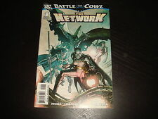 BATMAN : BATTLE FOR THE COWL - THE NETWORK #1   DC Comics 2009  NM
