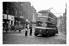 pt9557 - Doncaster Trolleybus no 359 by Clock Corner , Yorkshire - photograph